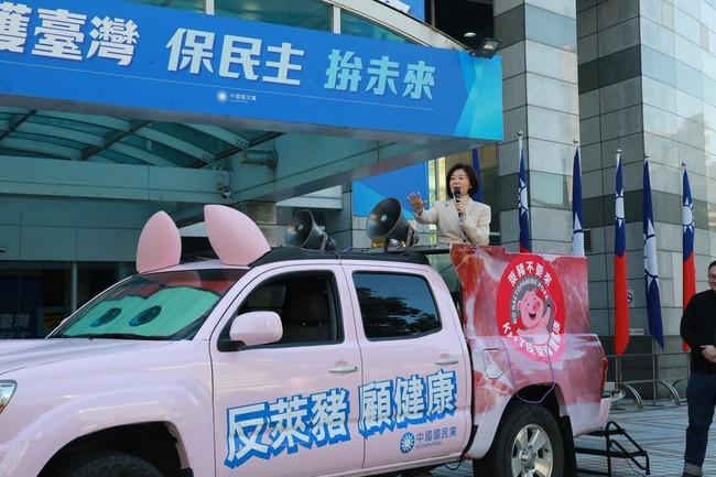 公路總局稱反萊豬皮卡涉違法改裝 國民黨回應了 | 華視新聞