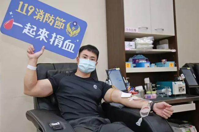 血庫告急!新竹消防局辦活動「捐血爽吃牛肉火鍋」 | 華視新聞