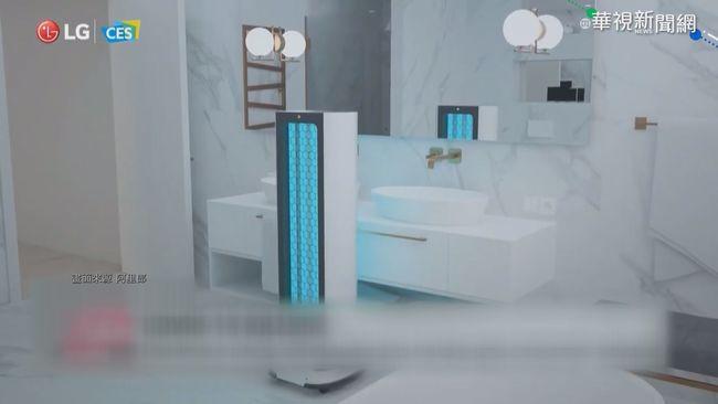 美消費電子展登場 主打AI防疫家居 | 華視新聞