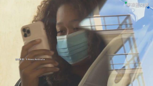澳網3架包機爆確診 選手隔離14天 | 華視新聞