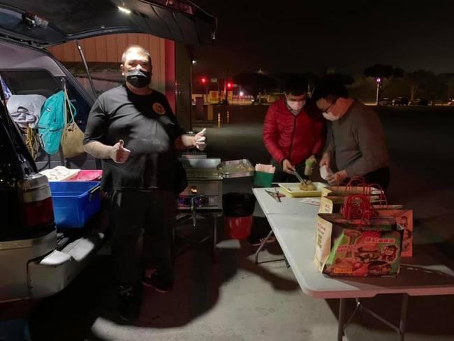 北部醫院醫護感染 5店家紛送食物打氣超暖心   華視新聞