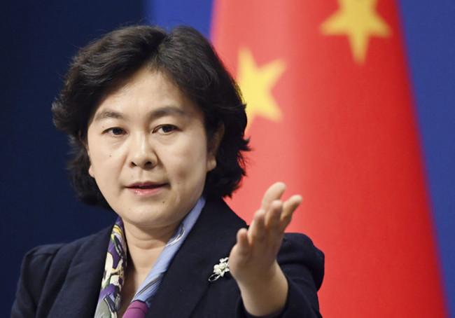 制裁美國官員? 中國:在台灣問題上表現惡劣的 | 華視新聞
