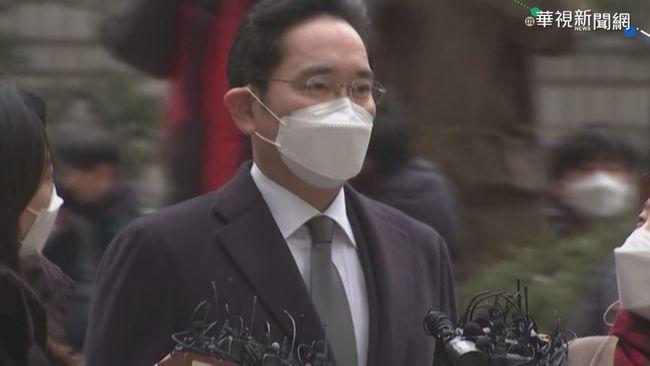 李在鎔涉賄重審 判處2年半當庭羈押 | 華視新聞