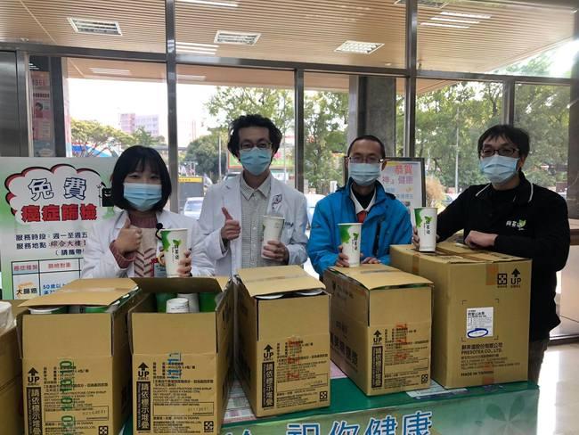「早已不是SARS時的台灣」! 各醫院、民眾送暖力挺桃醫 | 華視新聞