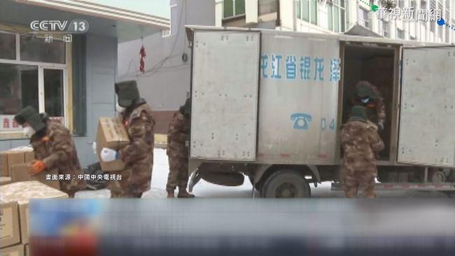 中國增118例 河北.吉林.黑龍江最嚴重 | 華視新聞