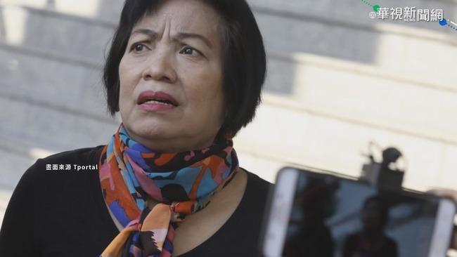 泰女公開抨擊泰王 觸法重判43年徒刑 | 華視新聞