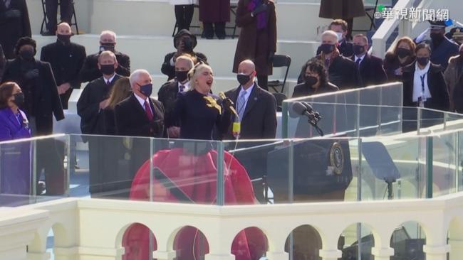祝賀拜登就任總統 美巨星輪番獻唱 | 華視新聞