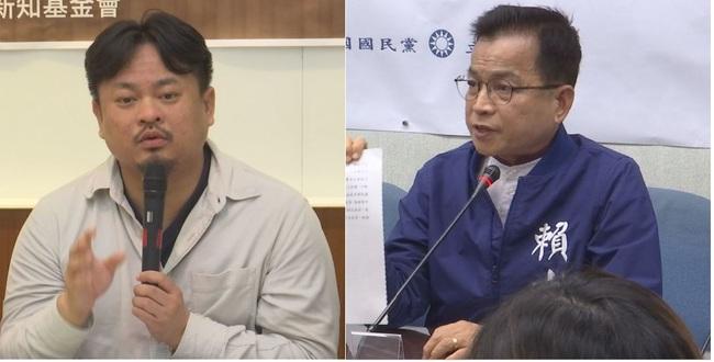遭綠委爆料辦公室主任辱罵官員 賴士葆回應了 | 華視新聞