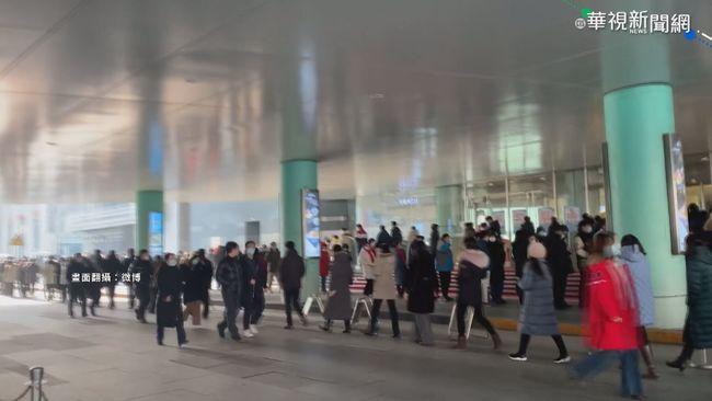 中國單日增94例本土 上海全面疫調 | 華視新聞
