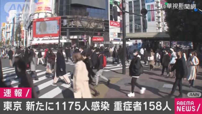 東京女童染英變種病毒 恐爆社區感染 | 華視新聞