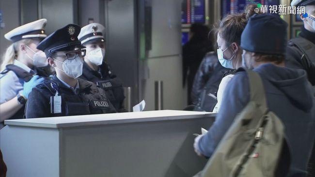 防變種病毒擴散 法國擬第3度封城   華視新聞