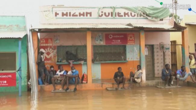 熱帶氣旋襲莫三比克 挾風雨釀12死 | 華視新聞