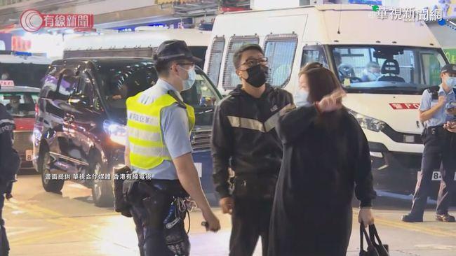 港警封油麻地3大樓 強制檢測330住戶 | 華視新聞