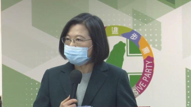 守住就可安心過年!蔡英文喊話「3大防疫關鍵」 | 華視新聞