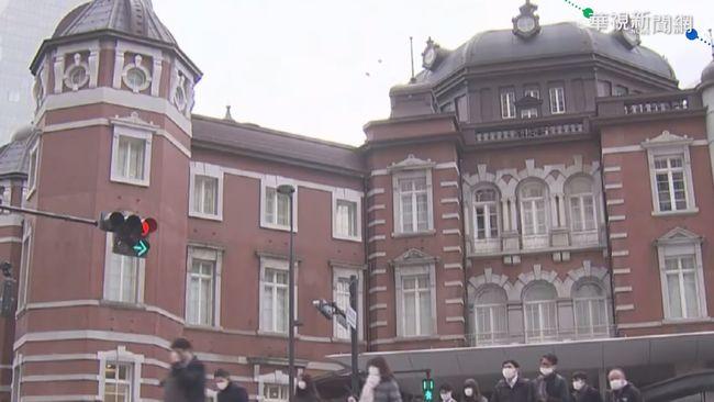 東京33家醫院爆發群聚 至今超過1500人確診   華視新聞