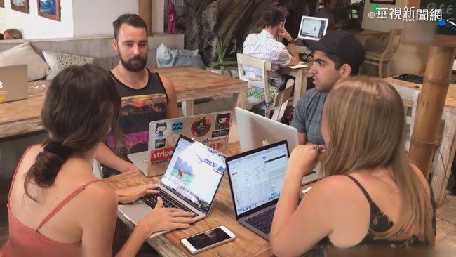 帶著電腦闖天下 數位游牧族正崛起 | 華視新聞