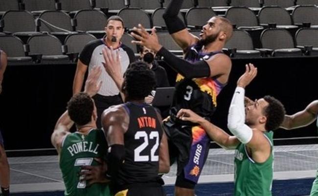 疫情擾賽程 NBA宣布2場比賽又延期   華視新聞