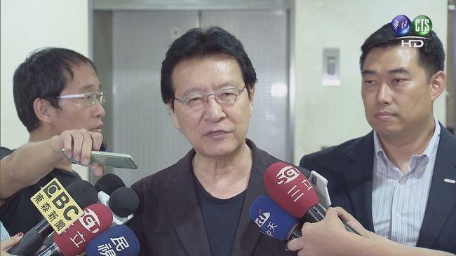 重回國民黨爭黨主席 趙少康:為台灣做事不排除任何位置   華視新聞