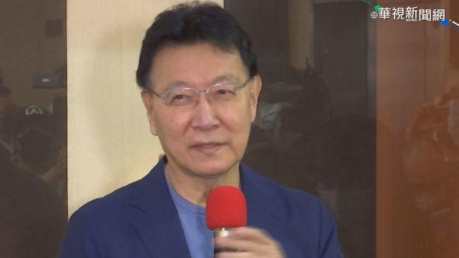 趙少康回歸選黨魁?徐巧芯:對國民黨利多 | 華視新聞