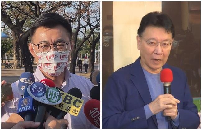 確定聘趙少康為中評委 江啟臣:他閱歷豐富   華視新聞