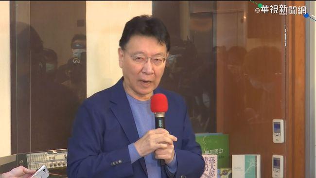 趙少康衝擊2022、24選戰? 顏若芳:向國民黨中央詢問 | 華視新聞