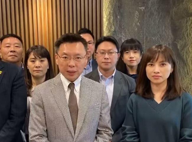 罷捷團體提告蔡英文 趙天麟轟:轉移焦點   華視新聞