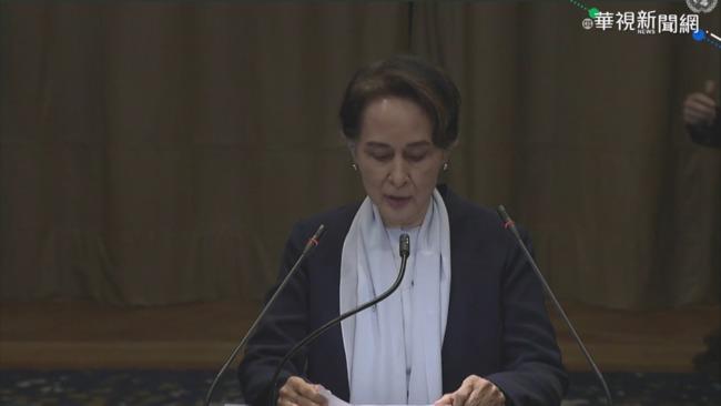 防異議人士發表言論 緬軍政府封臉書   華視新聞