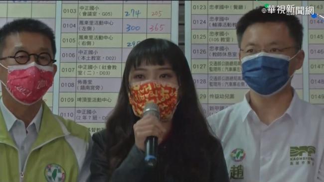 黃捷罷免案未通過 國民黨團:蔡政府介入選舉 | 華視新聞
