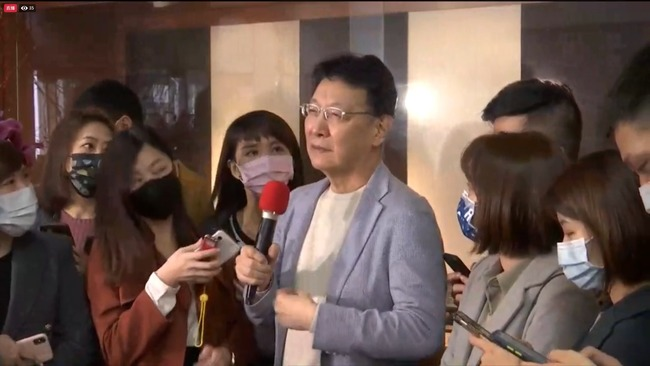 快訊》趙少康中廣開記者會:「讓台灣再次偉大」 | 華視新聞