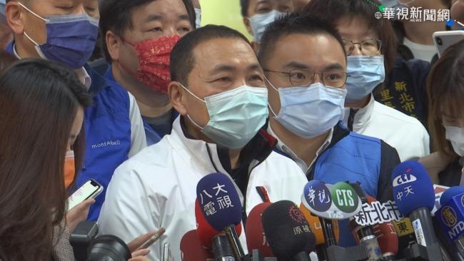 趙少康宣布2024選總統 侯友宜:我祝福他 | 華視新聞