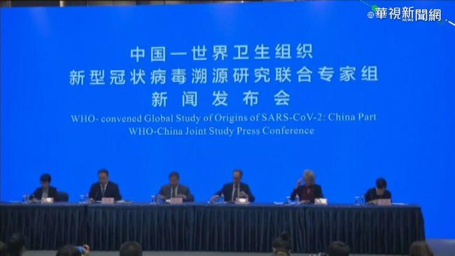 世衛專家小組 完成新冠病毒起源調查 | 華視新聞