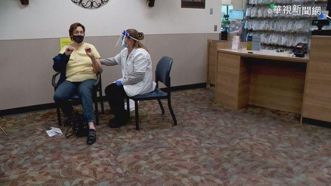 美6500家藥局 開始施打新冠疫苗 | 華視新聞