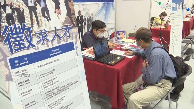 想轉職?台積電等大廠釋3千職缺 鼎泰豐徵才月薪45K   華視新聞