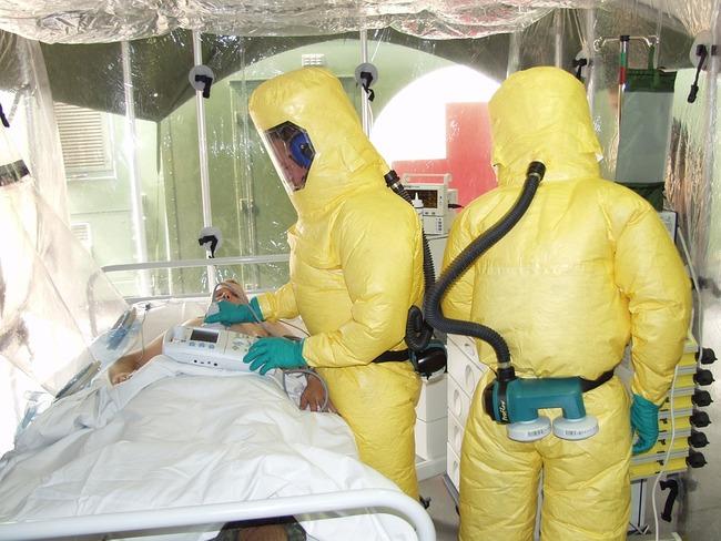 伊波拉病毒捲土重來! WHO對非洲多國發嚴重警報   華視新聞