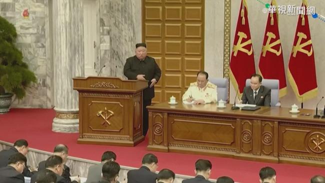 北韓拚經濟無果 金正恩拍桌怒罵官員 | 華視新聞