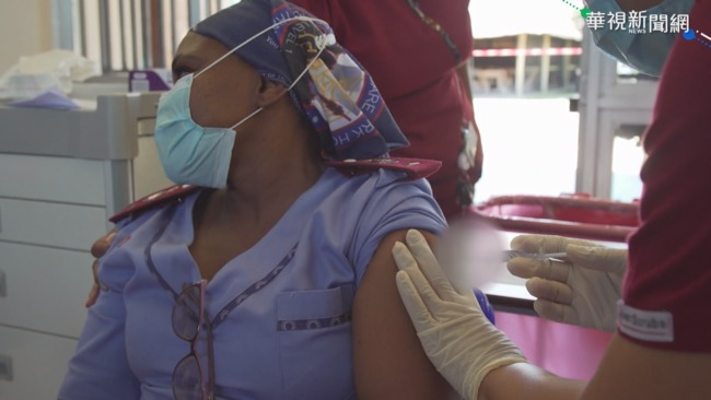 放棄AZ疫苗 南非醫護改接種「嬌生」 | 華視新聞