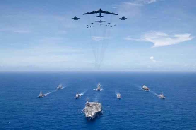 中國持續擴張武力 專家籲美日台應成立聯合司令部 | 華視新聞