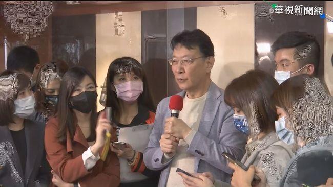 全力輔選國民黨! 趙少康:民進黨最好緊張起來 | 華視新聞
