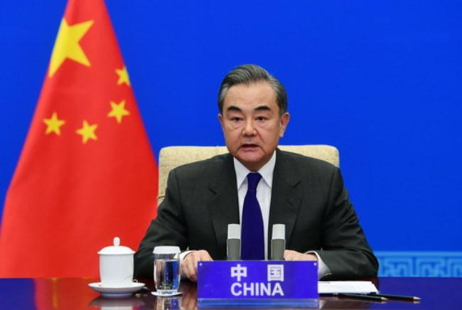 中外長:中國從不透過COVID-19疫苗謀求政治目標 | 華視新聞