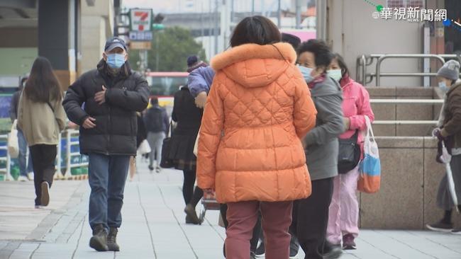 日夜溫差極大!低溫探10度以下 下週三回溫 | 華視新聞
