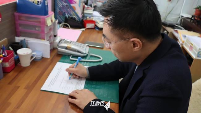 連署藻礁公投 江啟臣:用選票跟民進黨溝通 | 華視新聞
