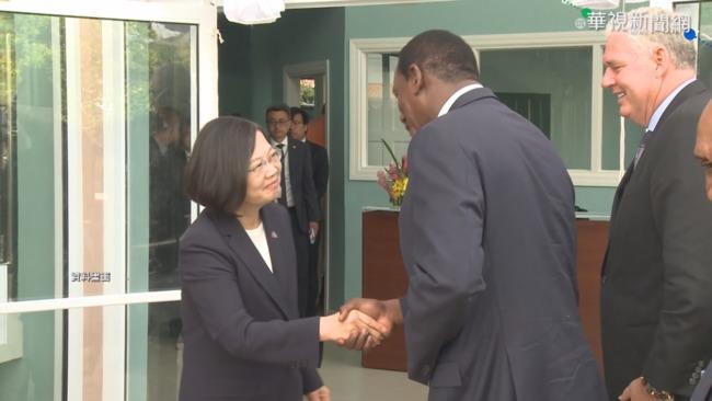 助聖露西亞 外交部:踏實外交有目共睹 | 華視新聞