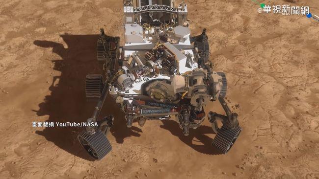 來自「火星的聲音」!毅力號首帶回珍貴音檔曝光 | 華視新聞