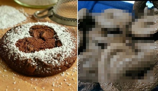 女友烤出「暗黑版巧克力餅乾」全場笑瘋:隔螢幕都有味道 | 華視新聞