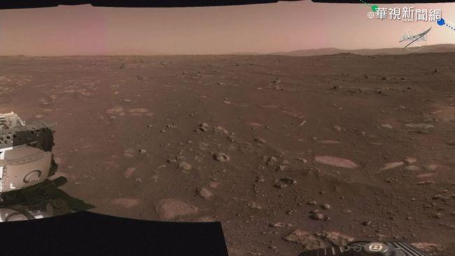 毅力號登陸影片曝光 錄下「火星的聲音」 | 華視新聞