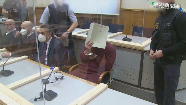 違反人道罪 敘利亞前情報員遭德判刑   華視新聞