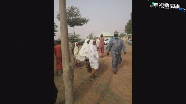 奈及利亞驚傳綁架! 逾300女學生失蹤 | 華視新聞