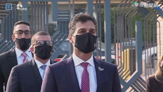 阿聯首位駐以大使到任 以總統迎接 | 華視新聞