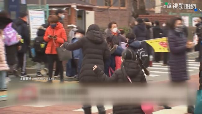 南韓疫情燒 單日確診破300例.增1死   華視新聞