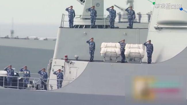 先發制人! 美前軍官籲布署更多反艦飛彈 | 華視新聞